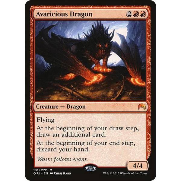 Bilde av Avaricious Dragon