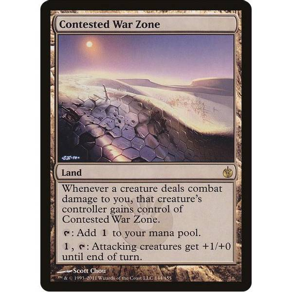 Bilde av Contested War Zone