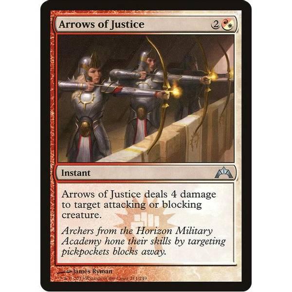 Bilde av Arrows of Justice