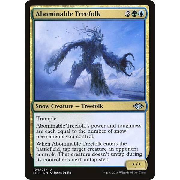 Bilde av Abominable Treefolk