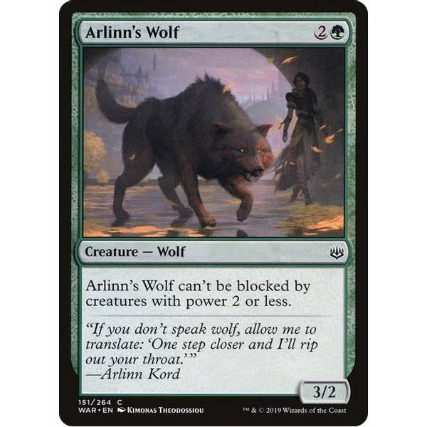 Bilde av Arlinn's Wolf