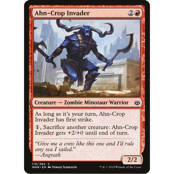 Bilde av Ahn-Crop Invader