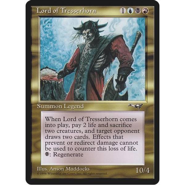 Bilde av Lord of Tresserhorn