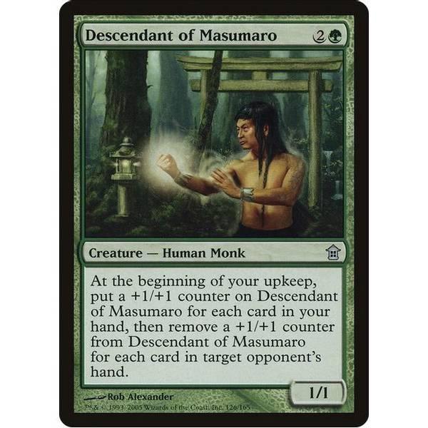 Bilde av Descendant of Masumaro