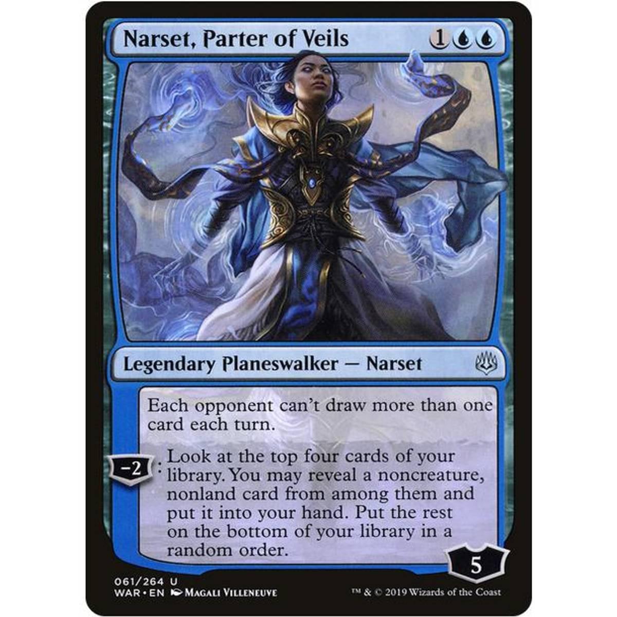 Narset, Parter of Veils